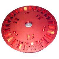Aluminium-Red-Anodize
